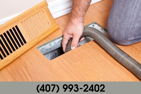 AIR DUCTS CLEANING ORLANDO
